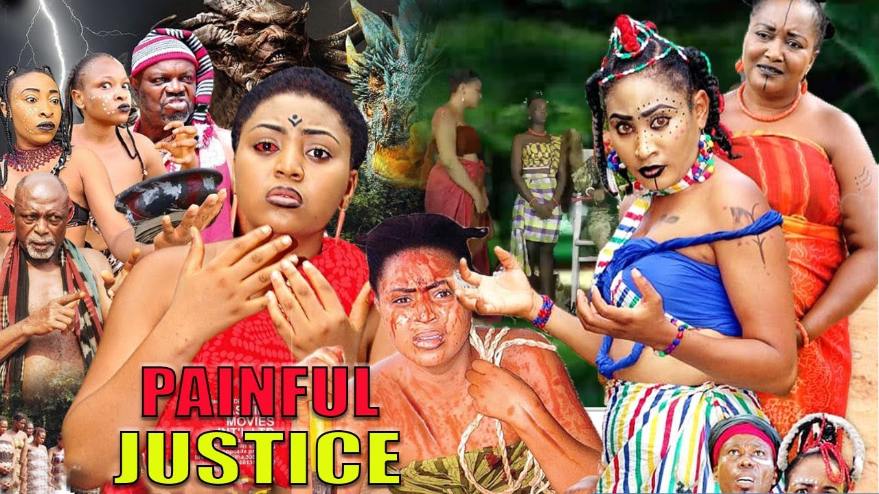 Download Painful Justice Part 1&2 (New Movie Hit) - Regina Daniels Latest Nigerian Nollywood Movie