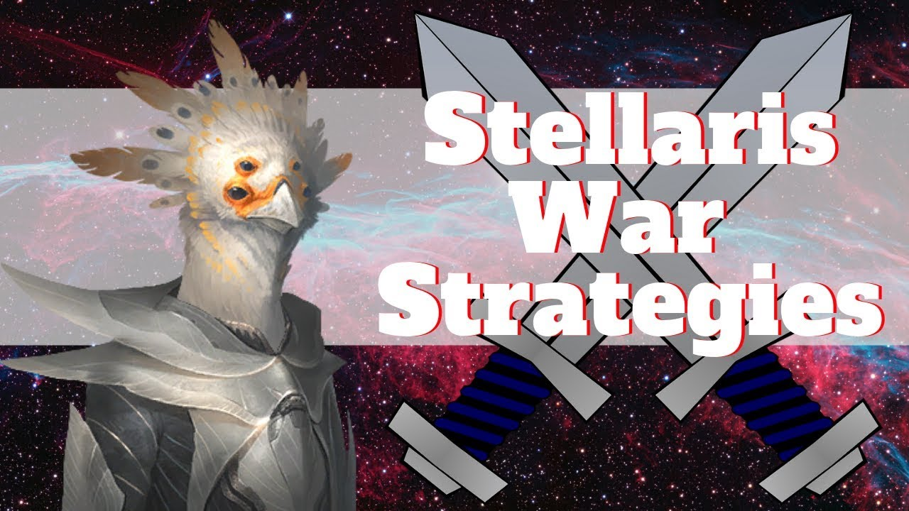 Stellaris Tips and Tricks 2019 [War Strategies]