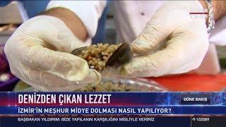 İzmir'in meşhur Midye Dolması nasıl yapılıyor?