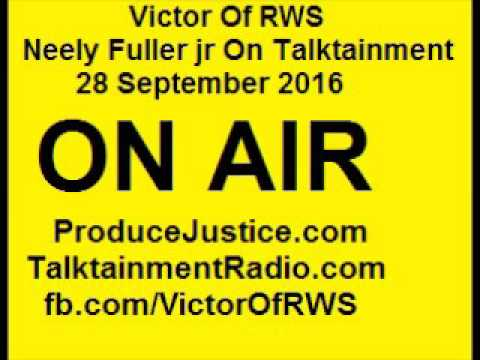 [2h]Neely Fuller Jr- Upcoming Election, VGQ & Choosing a Sexual Mate (28 Sep 2016)