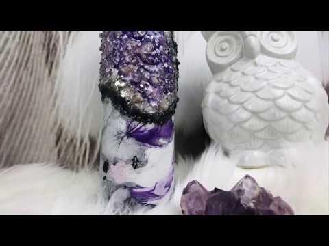 Newest 3D Geode Glitter Tumbler Tutorial