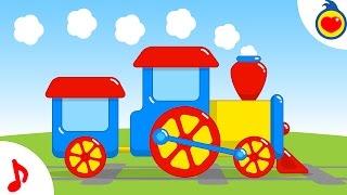 El Tren de Plim Plim - Y Muchas Más Canciones ♫ Plim Plim ♫ Canciones Infantiles