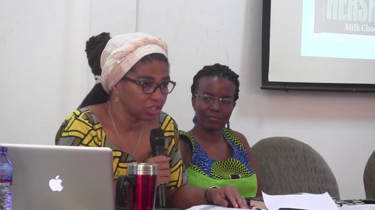 Prof Adomako Ampofo and Dr. Kambon: Black=African Lives Matter and Decolonizing the Academy