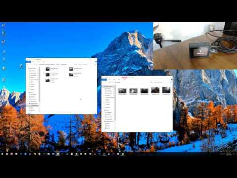 How To Transfer Pictures/Videos From GoPro Hero 6 To Windows PC