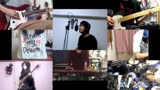 Repeat youtube video [HD]Shingeki no Kyojin OP [Jiyuu no Tsubasa] Band cover