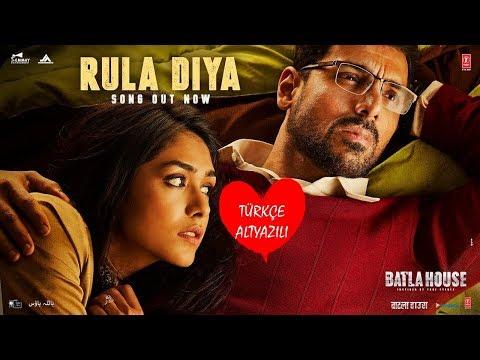 Download Lagu  Rula Diya - Türkçe Altyazılı | Ankit Tiwari, Dhvani Bhanushali Mp3 Free