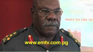 Modernisation of PNGDF Begins