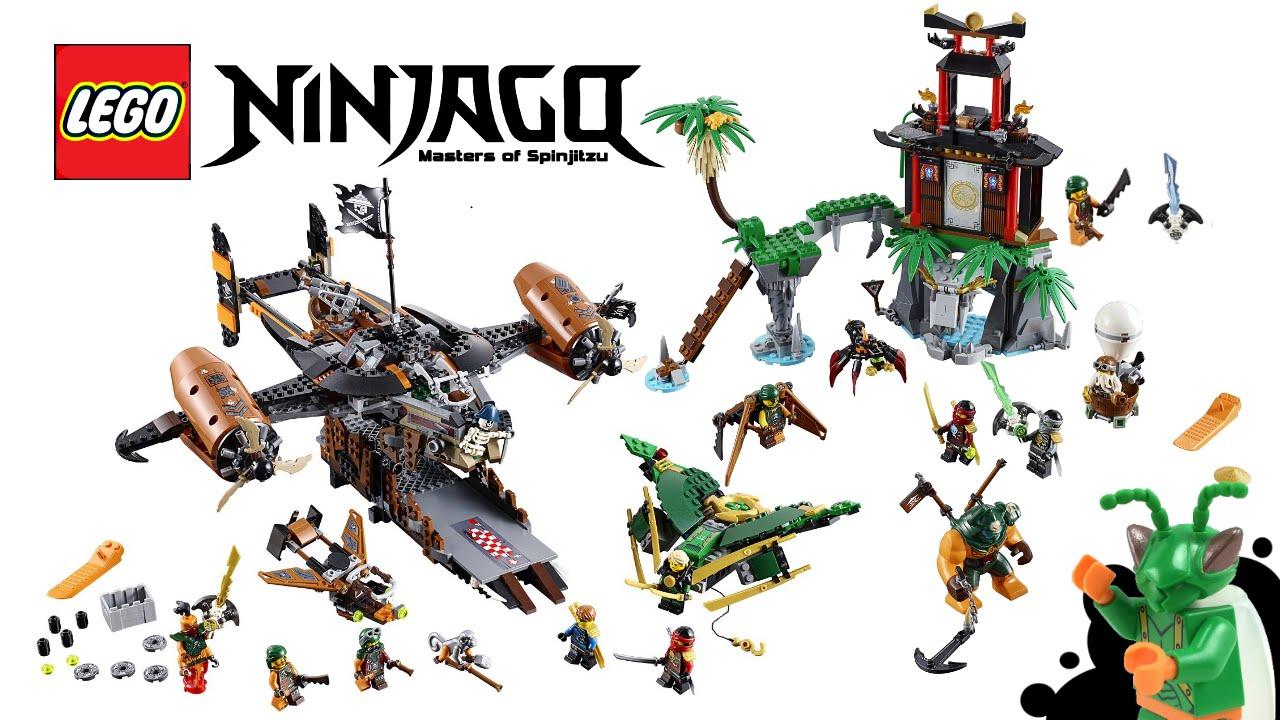 Lego ninjago season 6 2016 sets my thoughts youtube - Ninjago saison 7 ...