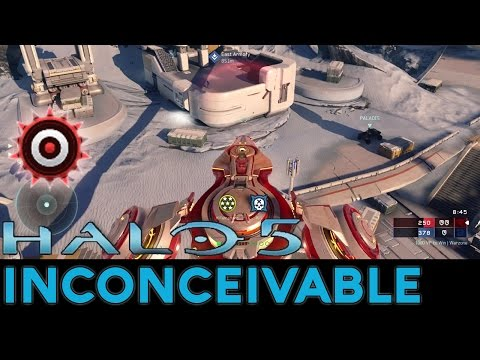 Halo 5: Guardians - Inconceivable with BRPhaeton Helios