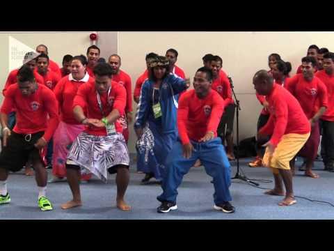 Kiribati Win Gold at the Commonwealth Games