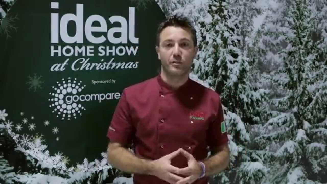 ideal home show at christmas manchester 2014 show highlights