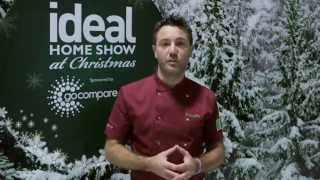 Ideal Home Show at Christmas Manchester 2014 - Show Highlights