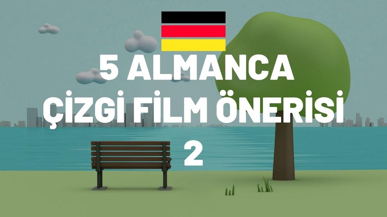 5 ALMANCA ÇİZGİ FİLM ÖNERİSİ