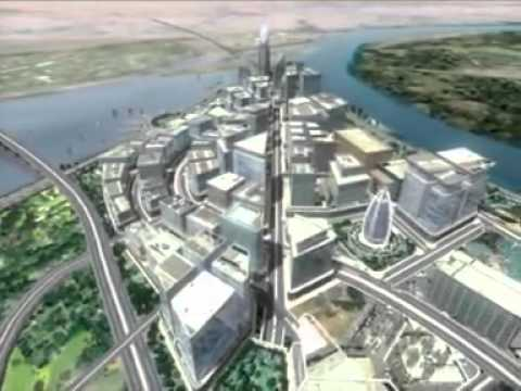 Development of the new Mogran City, Khartoum Sudan   YouTube