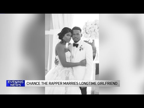 Chance the Rapper marries girlfriend in California Mp3
