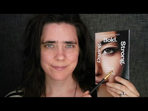 ASMR Make Up Sales Role Play (Mecca Cosmetica)