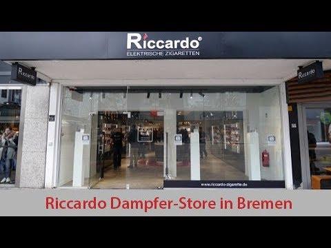 Riccardo Store Bremen Eröffnung 2019