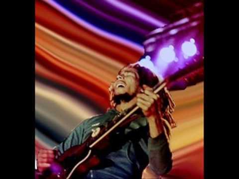 Bob Marley - Zion train - live at Deeside Leisure Centre 1980 w' lyrics
