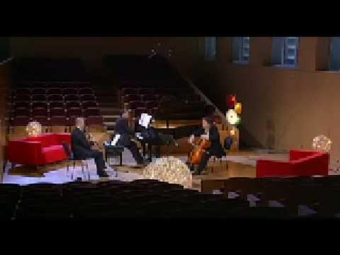 Trio Miniaturen. Paul Juon. B3 Classic Trio