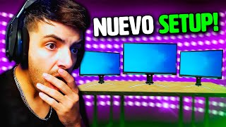 MI NUEVO SUPER SET UP GAMER!! 😄😄 #4 - INTERNET CAFE SIMULATOR - Nexxuz