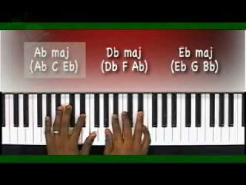 Christmas Keys Play Silent Night On Piano Basic Chords Youtube