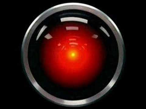 HAL 9000 Speaks