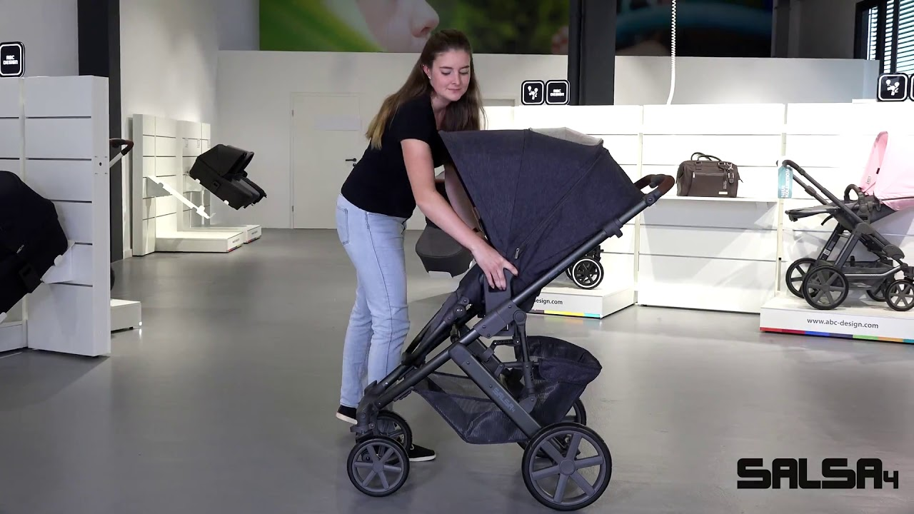 Abc Design Buggy Mint 2018 Abc Design Salsa 2019 Baby Stroller