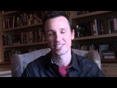 A Personal Message from Markus Zusak to Booktopians
