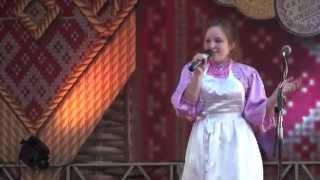 Анастасия Сапожникова. Гербер в Москве 2015.