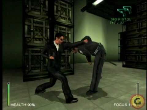 Matrix Spiel