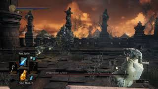 Dark Souls 3  ntelligence kills Dragonslayer Armour