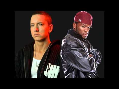Mix - 50 Cent Ft. Eminem & Busta Rhymes - Hail Mary [Classic Ja Rule Inc Diss HQ]