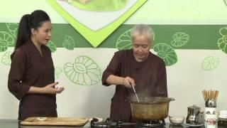 Chương trình dạy nấu món chay Súp thập cẩm Hướng dẫn: Nguyễn Dzoãn ...