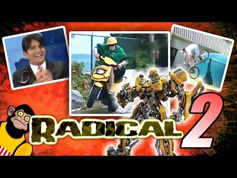 As Pessoas Mais Inteligentemente Burras da Terra RADICAL 2 – Full HD