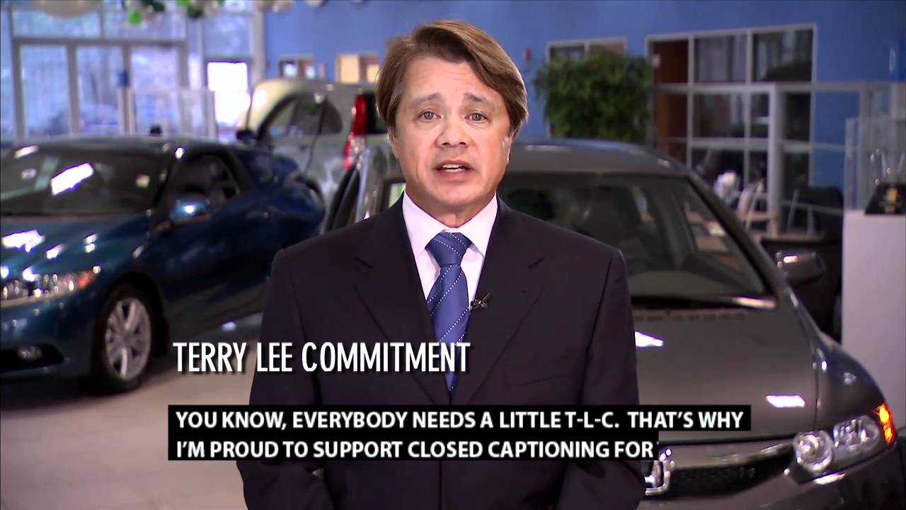 Terry Lee Presents Closed Captioning On RTV6