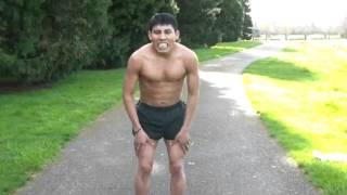 Quemando piernas: Alex Dominguez Show