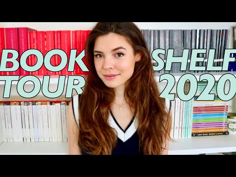 Bookshelf Tour 2020 // Classics, Non-fiction & Essays
