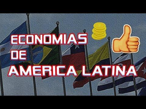 LOS 5 PAISES CON LA MEJOR ECONOMIA DE AMERICA LATINA - YouTube