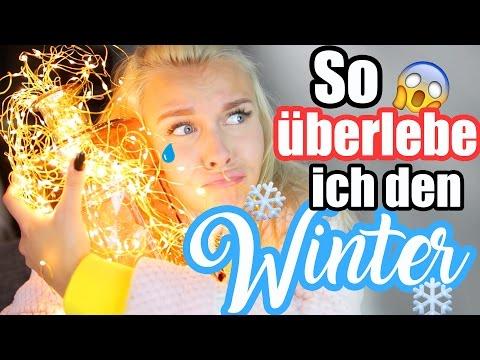 HILFE ! ... So überlebe ich den Winter 😳❄️ ( + Verlosung ) | Dagi Bee