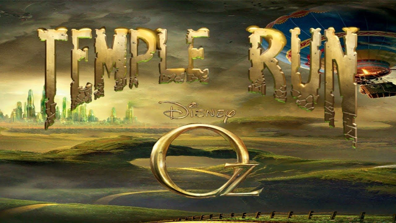 Notable New iOS Offerings: Temple Run: Oz, Mini Ninjas