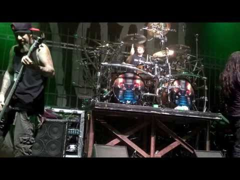 Korn SOUNDCHECK NEW SONG