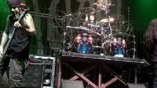 "Korn SOUNDCHECK NEW SONG ""Love & Meth"" Detroit Michigan"