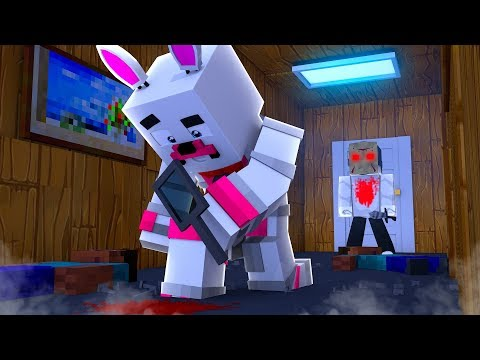 Funtime Foxys Murder Mystery (Minecarft Fnaf Roleplay Adventure)