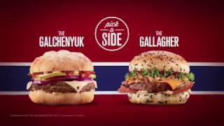 Gallagher and Galchenyuk ask you to pick a side.
