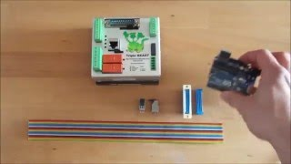 parallelport endstufen mit arduino verbinden by christian kn ll. Black Bedroom Furniture Sets. Home Design Ideas
