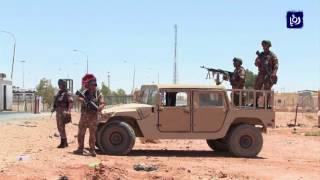 اعادة فتح معبر طريبيل الحدوي بين الأردن والعراق - (10-8-2017)
