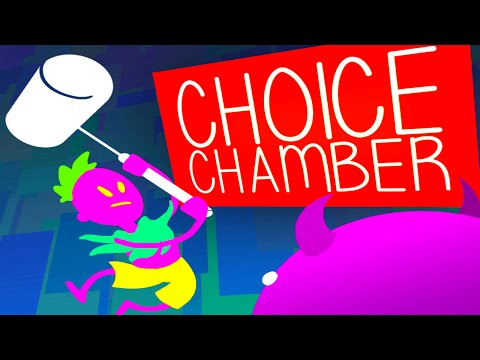 Choice Chamber - Trolled By Twitch Chat!