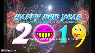 BEST Happy New Year 2019 Wishes HD Images Quotes SMS Greetings