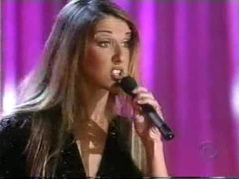 Celine dion i met an angel on christmas day lyrics youtube