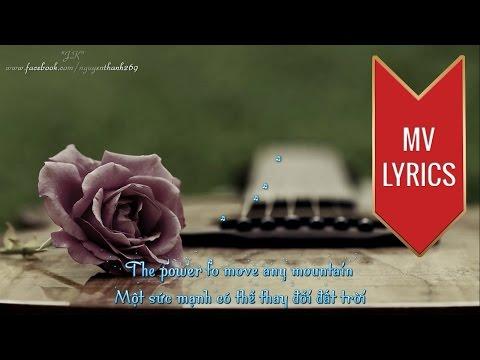 Let The Music Heal Your Soul | Bravo All Stars | Lyrics [Kara + Vietsub HD]
